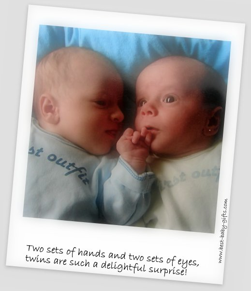 Best Twin Baby Congratulations Messages To Write In