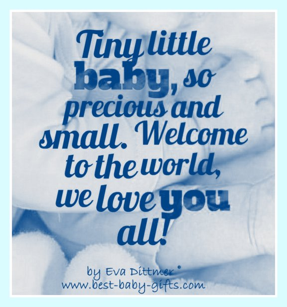 New Baby Poems    poems for newborn baby girls and baby boys