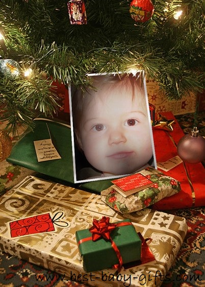 Christmas gift from baby cute gift ideas to give to for Cute homemade christmas gifts for family