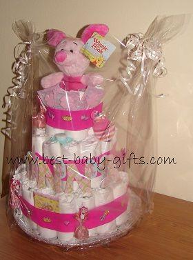 Diaper Cake Ideas Your Inspiration For Unique Diaper