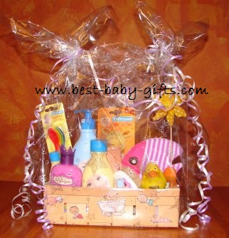 Affordable Baby Hampers