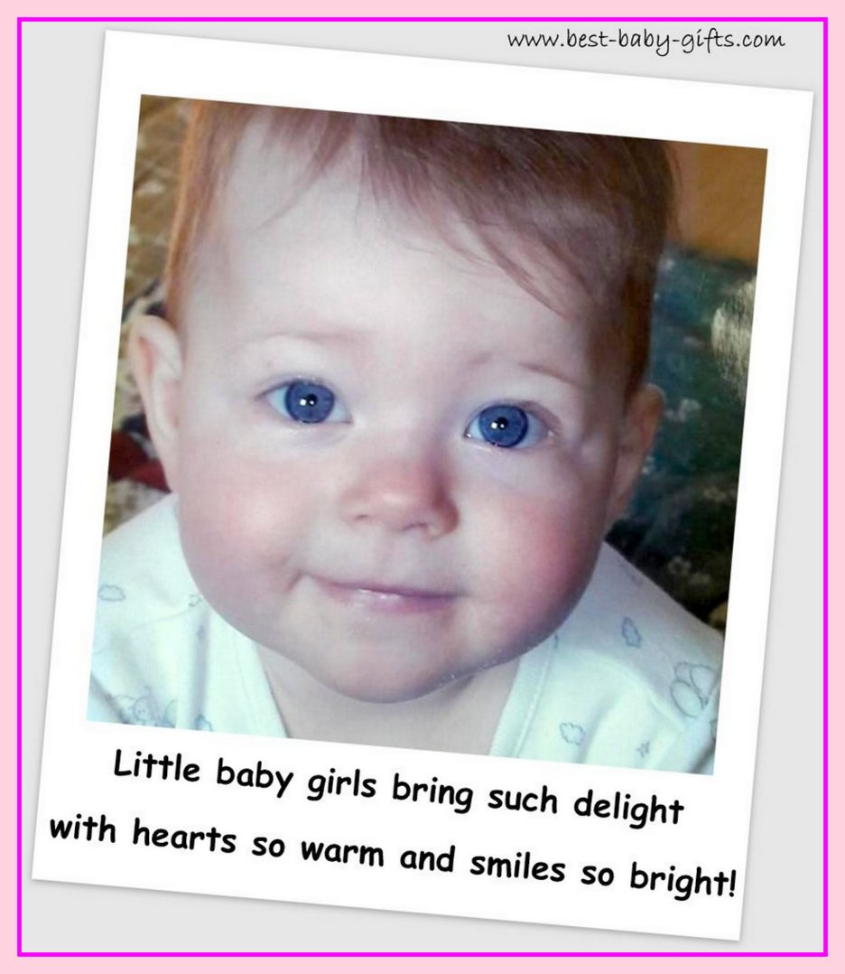 Blue Eyed Baby Girl Quotes: Cute Quotes And Verses For Newborn Girls