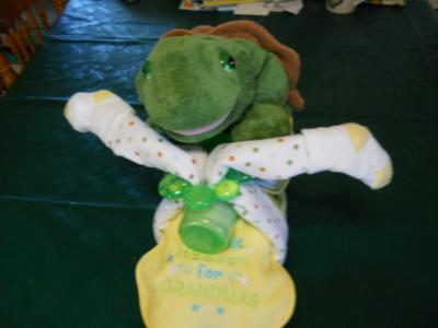 turtle diaper tricycle