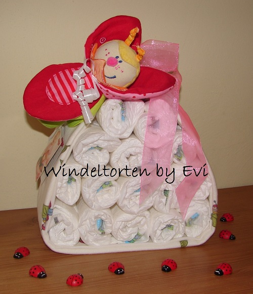 diaper bundle for baby girl