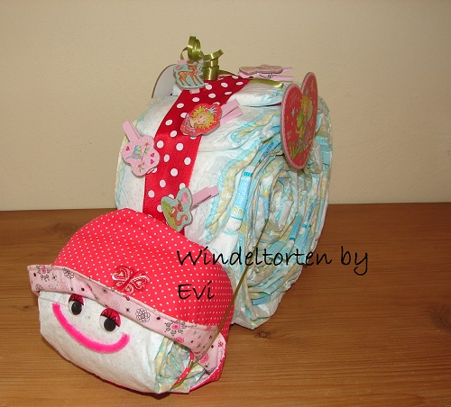 Diaper Gift Lots Of Cute Ideas For Not Just Giving