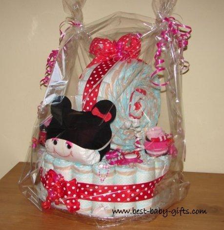 Beautiful Homemade Baby Shower Gifts