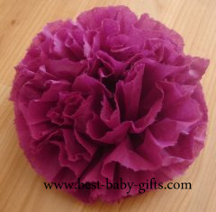 How to make paper flowers mightylinksfo Images