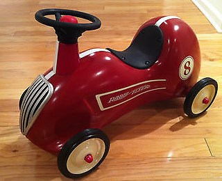 Radio Flyer Car Review Of Radio Flyer Ride Ons And Cars