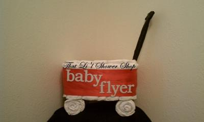 Diaper Wagon