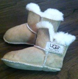 5c95d9a6a Infant UGG Boots - warm boots for newborn babies and toddlers