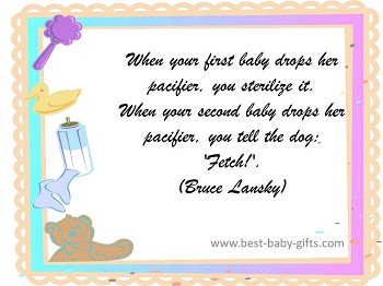 Baby Congratulations Cards: what to write in a baby card