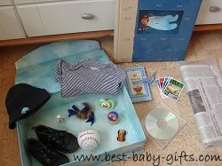baby time capsule gift