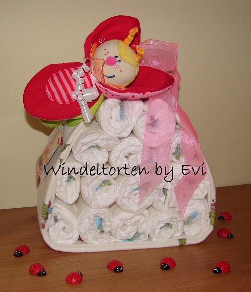 diaper bundle for baby girl