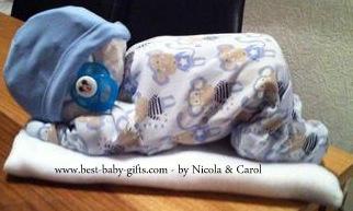 nappy baby